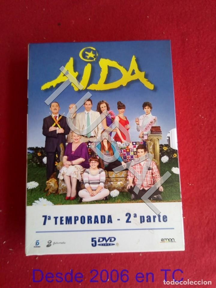 TUBAL SERIE AIDA TEMPORADA 7 2ª PARTE SOLO ESTUCHES NO CONTIENE LOS DVD (Cine - Películas - DVD)