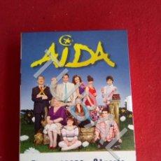 Cine: TUBAL SERIE AIDA TEMPORADA 7 2ª PARTE SOLO ESTUCHES NO CONTIENE LOS DVD. Lote 170297152