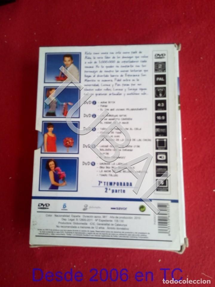 Cine: TUBAL SERIE AIDA TEMPORADA 7 2ª PARTE SOLO ESTUCHES NO CONTIENE LOS DVD - Foto 3 - 170297152