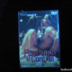 Cine: PERDIENDO EL CONTROL CINE DE MEDIA NOCHE - DVD NUEVO PRECINTADO. Lote 170379433