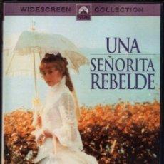 Cine: UNA SEÑORITA REBELDE DVD (PETER BOGDANOVICH)...UNA JOYA DEL CINE...SEGÚN UN RELATO DE HENRY JAMES.. Lote 170404856
