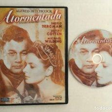 Cine: ATORMENTADA ALFRED HITCHCOCK UNDER CAPRICORN 1949 SLIM DVD KREATEN. Lote 170426444