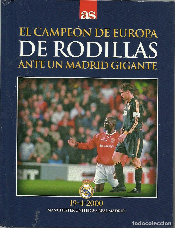 Cine: LIBRO DE 61 PAGINAS + DVD - MANCHESTER UNITED, 2 - REAL MADRID, 3 - Foto 1 - 170450652