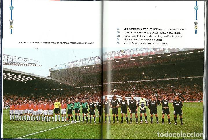 Cine: LIBRO DE 61 PAGINAS + DVD - MANCHESTER UNITED, 2 - REAL MADRID, 3 - Foto 3 - 170450652