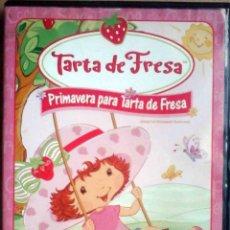 Cine: TODODVD: TARTA DE FRESA. PRIMAVERA PARA TARTA DE FRESA. CONTIENE VÍDEO MUSICAL.. Lote 170465672