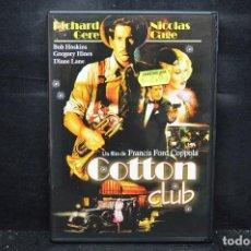 Cine: COTTON CLUB - DVD. Lote 170496308