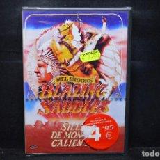 Cine: SILLAS DE MONTAR CALIENTES - DVD. Lote 170506736