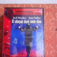 Cine: EL ATAQUE DURO SIETE DÍAS. DVD NUEVO Y PRECINTADO. Lote 170538446