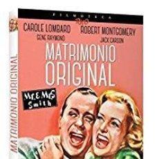 Cine: MATRIMONIO ORIGINAL (ALFRED HITCHCOCK) RKO + LIBRETO - DVD NUEVO Y PRECINTADO. Lote 170646705