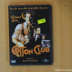 Cine: COTTON CLUB - DVD. Lote 170649767