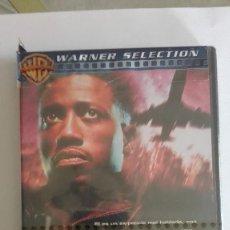 Cine: PASAJERO 57 WESLEY SNIPES WARNER SELECTION DVD PRECINTADO MÁS A LA VENTA. Lote 170869180
