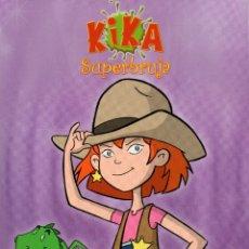 Cine: KIKA. SUPERBRUJA. KIKA DEN EL SALVAJE OESTE. DVD-6130. Lote 170916775