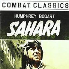 Cine: SAHARA - REED - DVD NUEVO Y PRECINTADO - HUMPHREY BOGART - BRUCE BENNETT - ZOLTAN KORDA . Lote 170929965