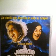 Cine: EL JOVENCITO FRANKENSTEIN DE MEL BROOKS DVD. Lote 170958430
