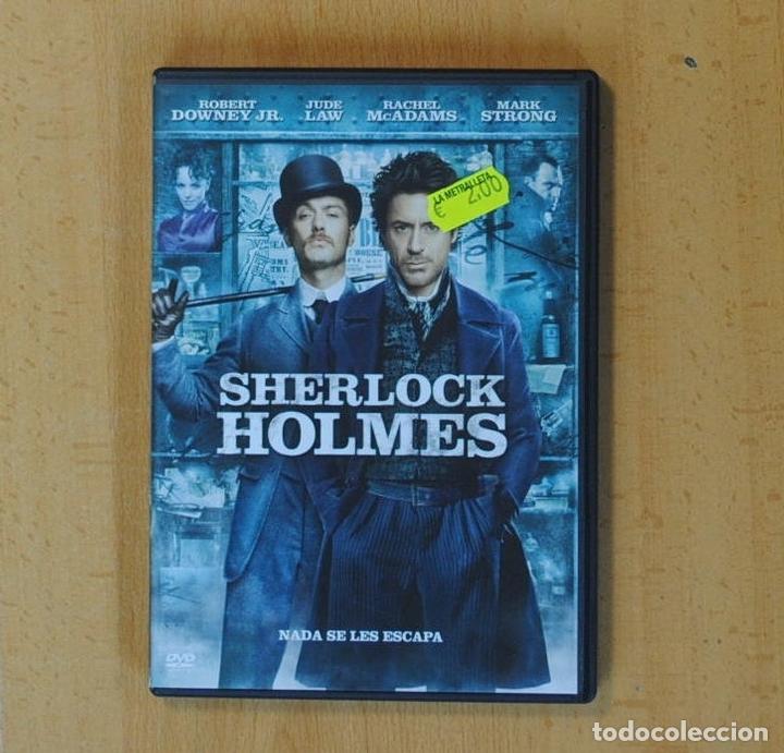 SHERLOCK HOLMES - DVD (Cine - Películas - DVD)