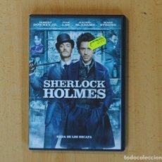 Cine: SHERLOCK HOLMES - DVD. Lote 170974709