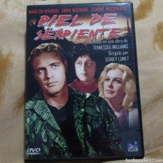 Cine: (172) PIEL DE SERPIENTE - DVD SEGUNDAMANO IMPOLUTO. Lote 170986873