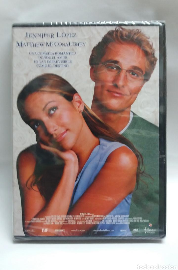 PELICULA DVD PLANES DE BODA, JENNIFER LOPEZ Y MATTHEW MCCONAUGHEY (Cine - Películas - DVD)
