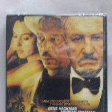 Cine: PELICULA DVD BAJO SOSPECHA, GENE HACKMAN Y MORGAN FREEMAN. Lote 171093158