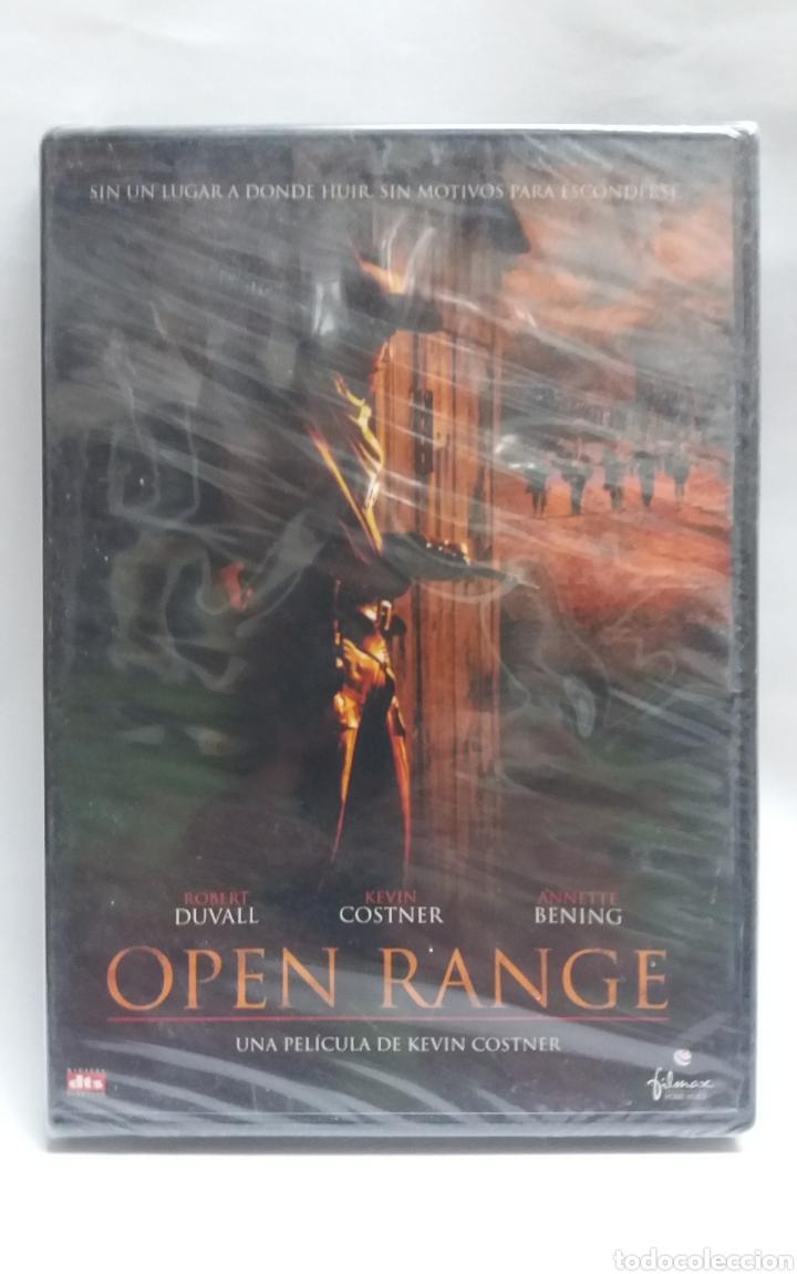 PELICULA DVD OPEN RANGE, KEVIN COSTNER Y ROBERT DUVALL (Cine - Películas - DVD)