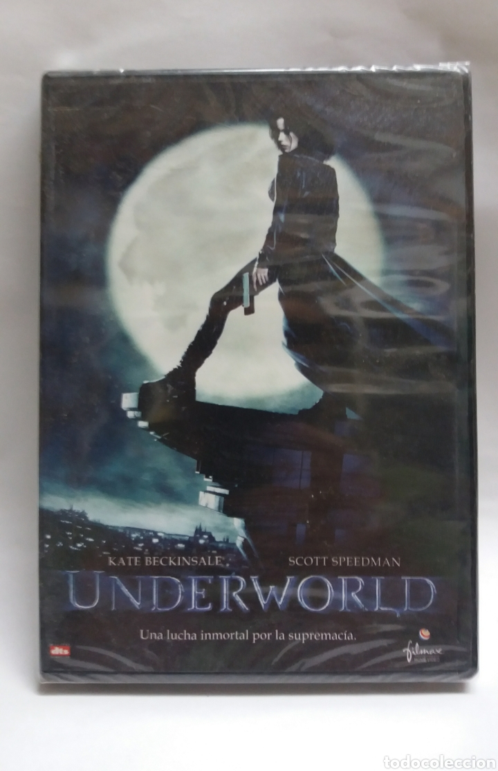 PELICULA DVD UNDERWORLD, KATE BECKINSALE Y SCOTT SPEEDMAN (Cine - Películas - DVD)
