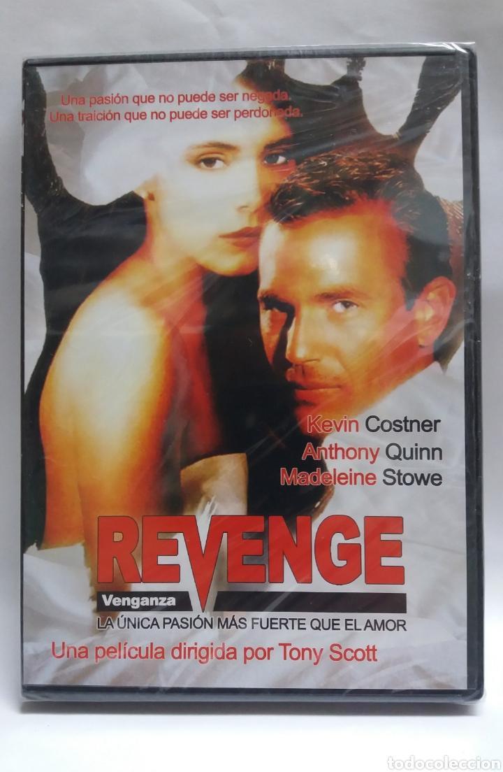 PELICULA DVD REVENGE, KEVIN COSTNER Y ANTHONY QUINN (Cine - Películas - DVD)
