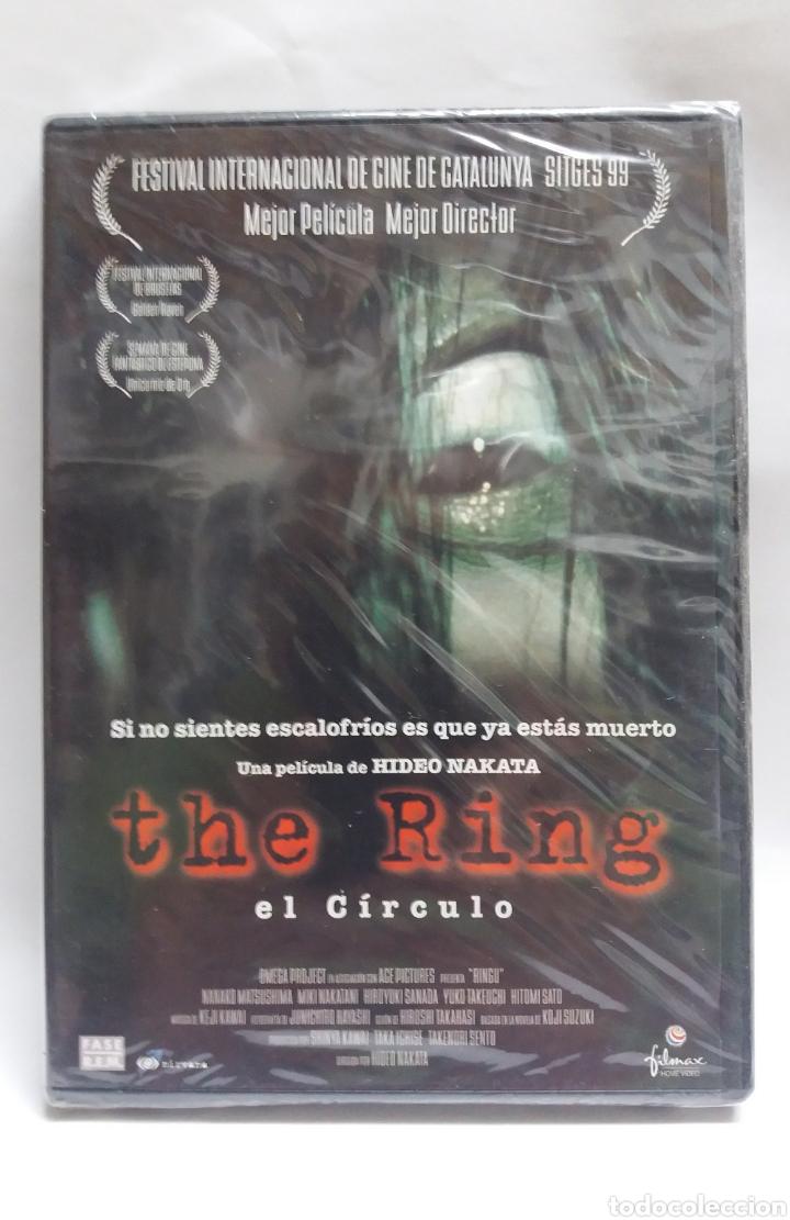 PELICULA DVD THE RING EL CIRCULO (Cine - Películas - DVD)