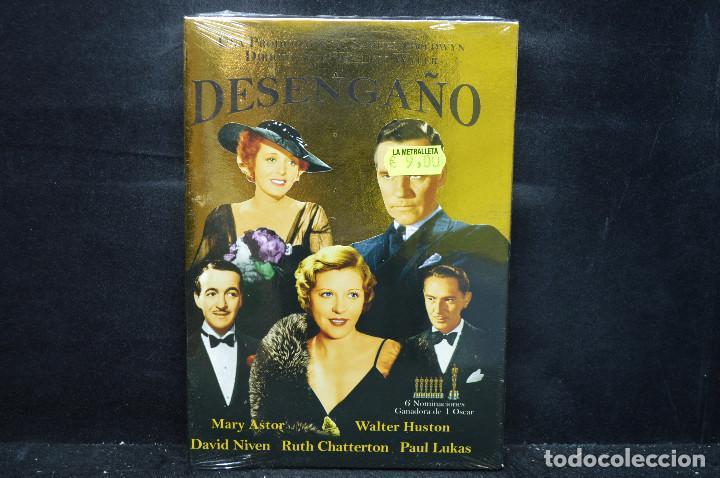 DESENGAÑO - DVD (Cine - Películas - DVD)