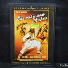 Cine: LAS MIL Y UNA NOCHES - DVD. Lote 171103612