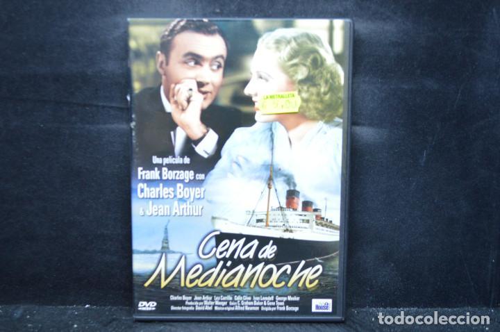 CENA DE MEDIANOCHE - DVD (Cine - Películas - DVD)