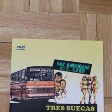 Cine: PELICULA DVD - TRES SUECAS PARA TRES RODRIGUEZ - TONY LEBLANC - FLORINDA CHICO - ANTONIO OZORES -. Lote 171127363