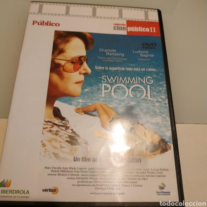 SWIMMING POOL. FRANCOIS OZON (Cine - Películas - DVD)