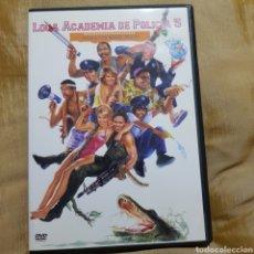 Cine: (S175) LOCA ACADEMIA DE POLICÍA 5 - DVD SEGUNDAMANO IMPOLUTA. Lote 171147794
