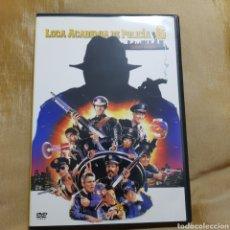 Cine: (S175) LOCA ACADEMIA DE POLICÍA 6 - DVD SEGUNDAMANO IMPOLUTA. Lote 171147905