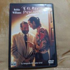 Cine: (S175) EL REY PESCADOR - DVD SEGUNDAMANO IMPOLUTA. Lote 171147980