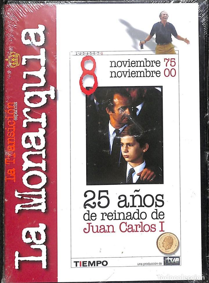DVD 25 AÑOS DE REINADO DE JUAN CARLOS I / 8 NOVIEMBRE 75 - 8 NOV 2000 (Cine - Películas - DVD)