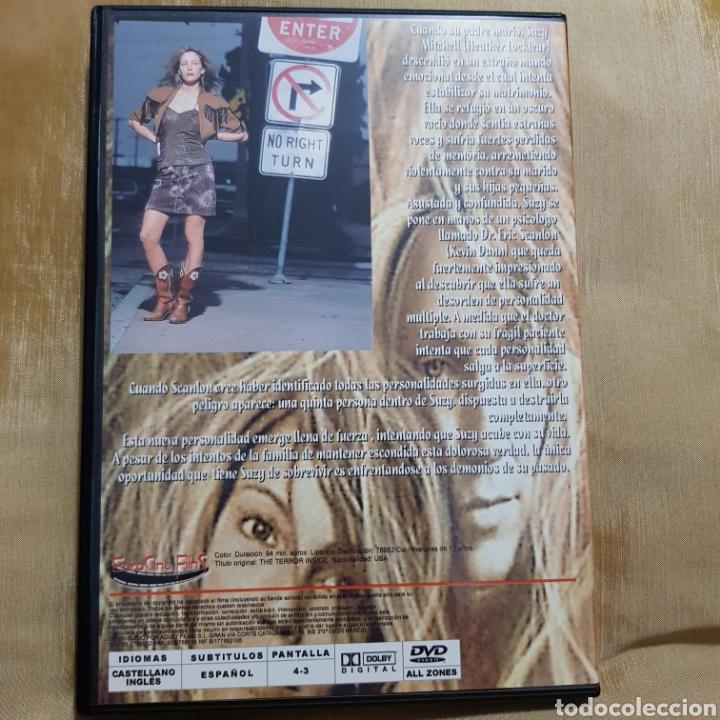 Cine: (S175) instinto incontrolado - DVD SEGUNDAMANO IMPOLUTA - Foto 2 - 171148054