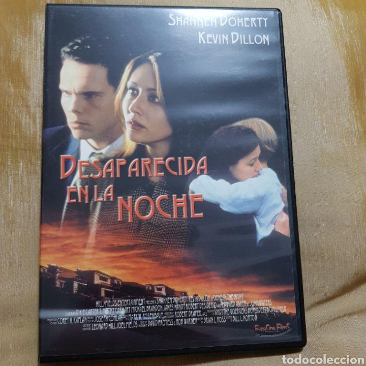 (S175) DESAPARECIDA EN LA NOCHE - DVD SEGUNDAMANO IMPOLUTA (Cine - Películas - DVD)