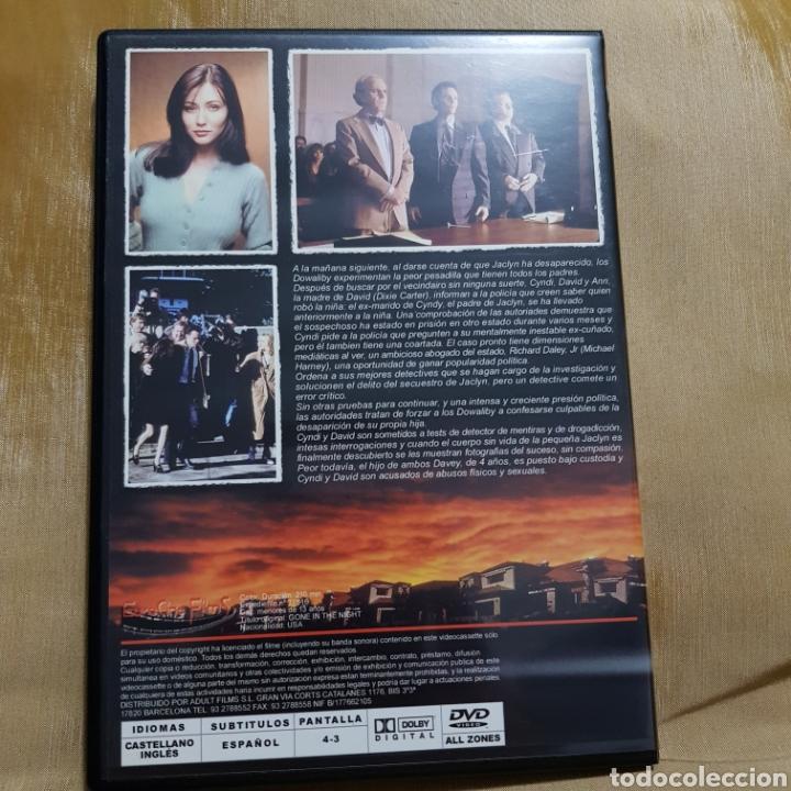 Cine: (S175) desaparecida en la noche - DVD SEGUNDAMANO IMPOLUTA - Foto 2 - 171148073