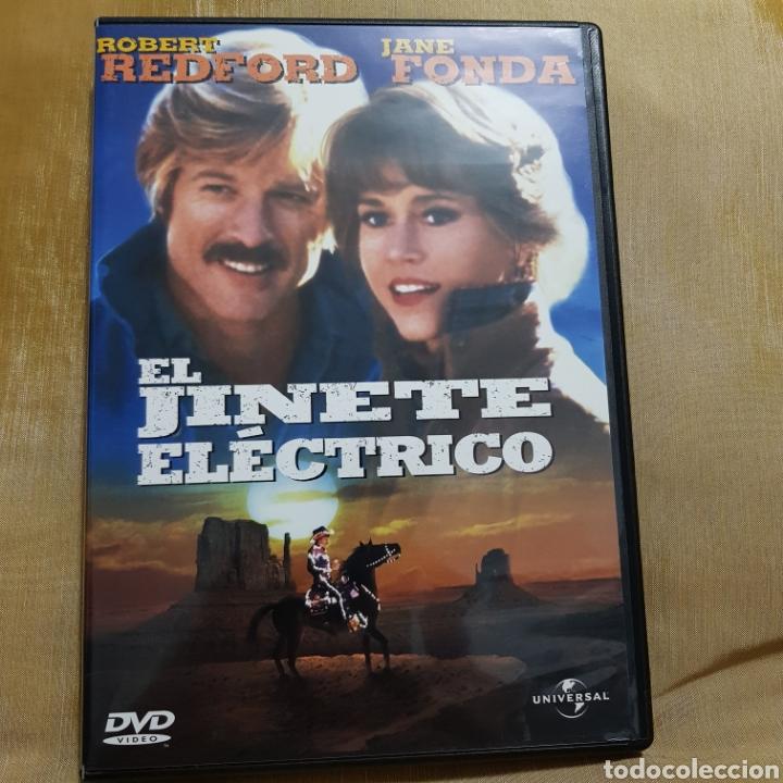 (S175) EL JINETE ELÉCTRICO - DVD SEGUNDAMANO IMPOLUTA (Cine - Películas - DVD)