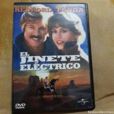 Cine: (S175) EL JINETE ELÉCTRICO - DVD SEGUNDAMANO IMPOLUTA. Lote 171148093