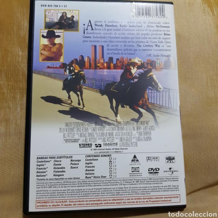 Cine: (S175) the cowboy way - DVD SEGUNDAMANO IMPOLUTA - Foto 2 - 171148107