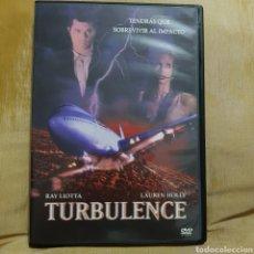 Cine: (S175) TURBULENCE - DVD SEGUNDAMANO IMPOLUTA. Lote 171148178