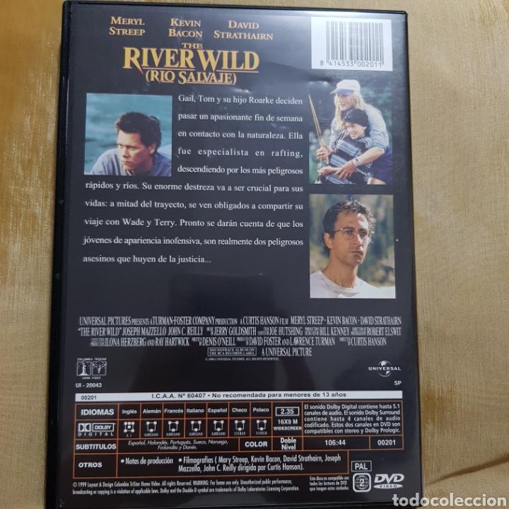 Cine: (S175) the river wild río salvaje - DVD SEGUNDAMANO IMPOLUTA - Foto 2 - 171148212