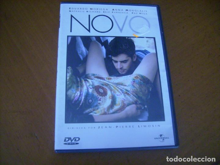 NOVO / EDUARDO NORIEGA (Cine - Películas - DVD)