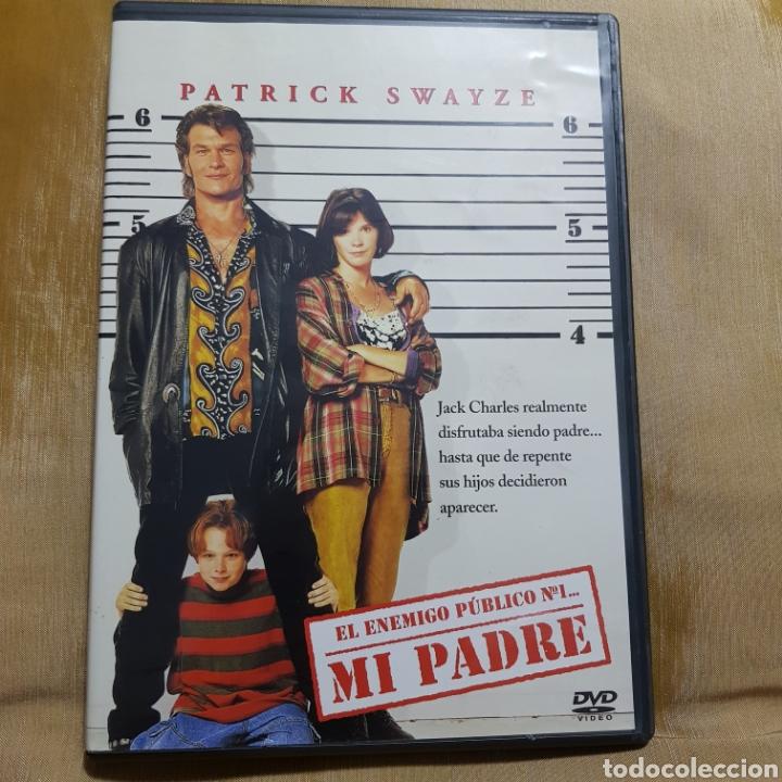 (S175) EL ENEMIGO PUBLICO N° 1 MI PADRE - DVD SEGUNDAMANO IMPOLUTA (Cine - Películas - DVD)