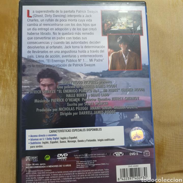 Cine: (S175) el enemigo publico n° 1 mi padre - DVD SEGUNDAMANO IMPOLUTA - Foto 2 - 171148240