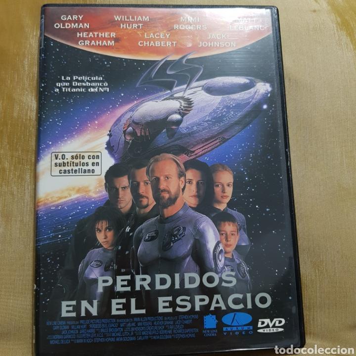 (S175) PERDIDOS EN EL ESPACIO - DVD SEGUNDAMANO IMPOLUTA (Cine - Películas - DVD)