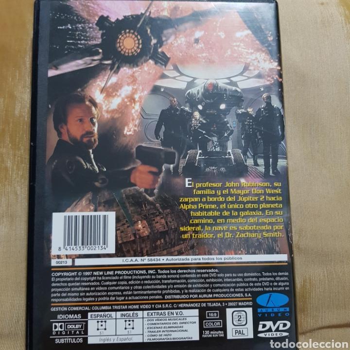 Cine: (S175) perdidos en el espacio - DVD SEGUNDAMANO IMPOLUTA - Foto 2 - 171148252