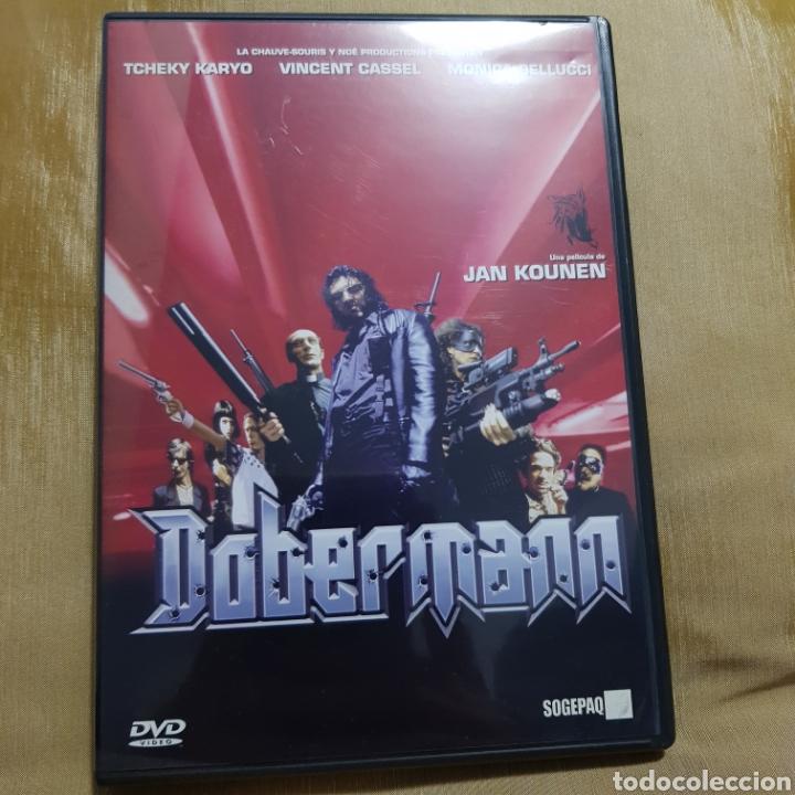 (S175) DOBERMANN - DVD SEGUNDAMANO IMPOLUTA (Cine - Películas - DVD)